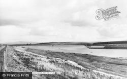 Trecastle, Usk Reservoir c.1965