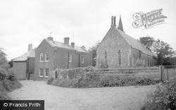 Trefecca, Trefeca College 1963