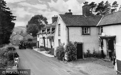 Trefeglwys, The Village c.1955