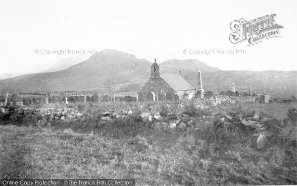 Photo of Treflys, Church 1933