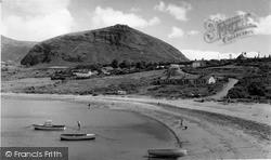 Trefor, Beach c.1960