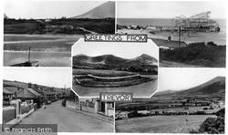 Trefor, Composite c.1955