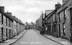Trefor, Eifl Road c.1955