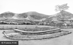 The Mountains c.1955, Trefor