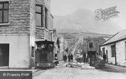 The Quarry Incline c.1930, Trefor