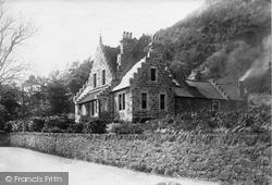 Trefriw, Chalybeate Wells 1892