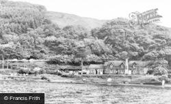 Trefriw, Crafnant Lake c.1960