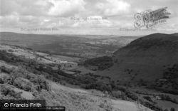 Trefriw, Crafnant Valley 1952