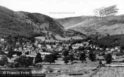 Trefriw, General View c.1952