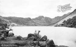 Trefriw, Lake Crafnant 1952