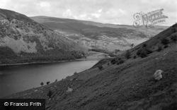 Trefriw, Lake Geirionydd 1952