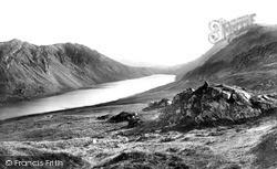 Trefriw, Llyn Cowlyd c.1950