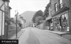 Trefriw, Rose Hill 1956