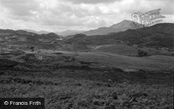 Trefriw, Snowdonia 1952