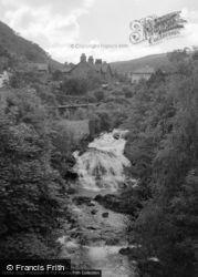 Trefriw, The Fairy Falls 1952