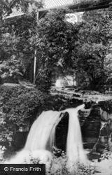 Trefriw, The Fairy Falls c.1900