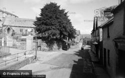 Trefriw, The Village 1960