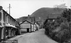 Trefriw, Village 1952