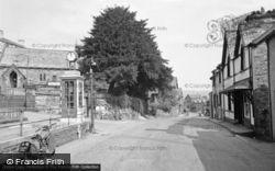 Trefriw, Village 1956