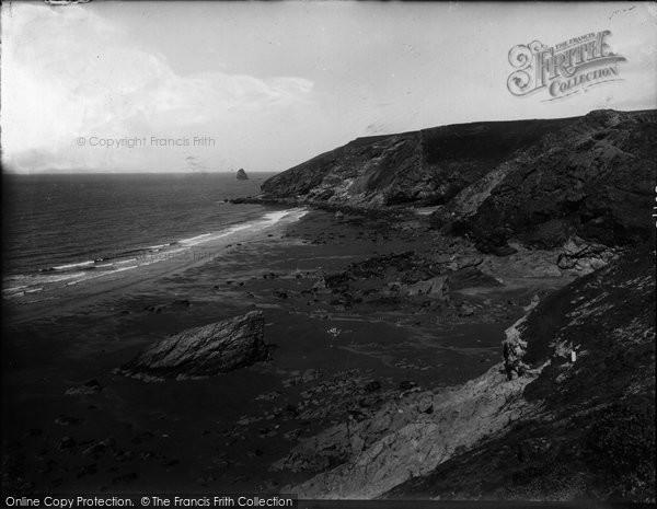 Photo of Tregardock, Beach 1938
