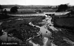 Tregaron, Two Bridges From Llanddewi Road 1933