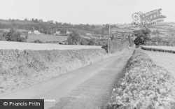 Tregynon, General View c.1955