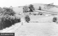 Tregynon, The Boncyn c.1955