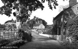 Tregynon, The Village c.1955