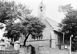 Treharris, Parish Church Of St Matthias c.1960