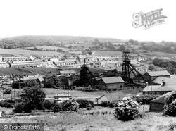 Treharris, Trelewis And The Colliery c.1955