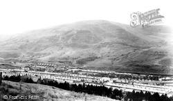 Treherbert, Bute Mountain c.1960