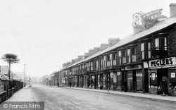 Treherbert, Bute Street c.1955