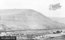 Treherbert, Penpych Mountain c.1960