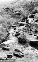 Treherbert, The Falls c.1960