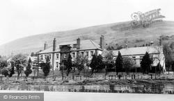 Treherbert, The Hospital c.1955