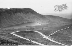 Treherbert, The Llyn And Horse Shoe Bend c.1955