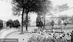 Treherbert, The Park c.1955