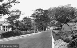 Tremadoc, General View c.1955