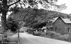 Tremadoc, Lawrence's Birthplace c.1955, Tremadog