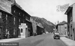Tremadoc, The Village c.1955