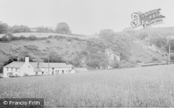St Beuno's Caves And Well c.1955, Tremeirchion