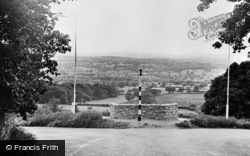 Tremeirchion, The Memorial Seat c.1955