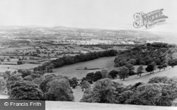The Vale Of Clwyd c.1955, Tremeirchion