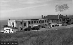 Bedruthin Steps Hotel c.1955, Trenance