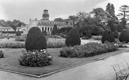 Trentham, the Gardens c1955