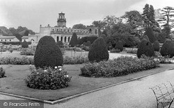 Trentham, The Gardens c.1955