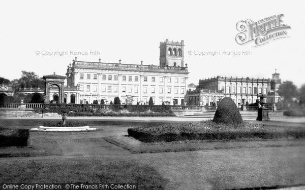Trentham, The Hall 1900