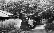 Trentham, Toy Railway c1955