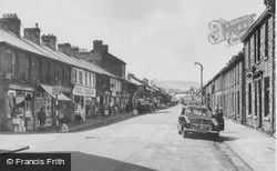 Treorchy, Bute Street c.1960