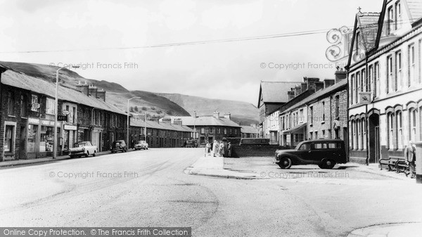 Treorchy, Bute Street c1965